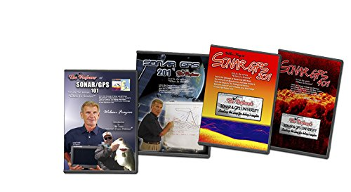 The Professor Sonar GPS Instructional DVD Set ()