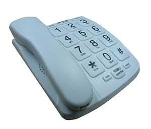 Silvano BIG Button / BBP226 - Teléfono Fijo