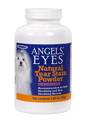 Angels' Eyes Dog Supplies Tear Stain Remover 150G - Natur...