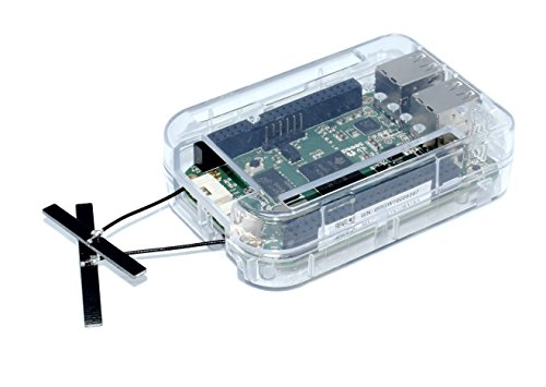 NEW! Clear Transparent Case for BeagleBone Green Wireless