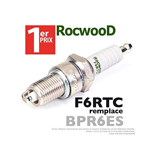 Matijardin Z/ündkerze Rocwood Modell F6RTC ersetzt NGK BPR6ES