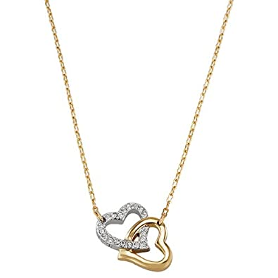 pave products gold rose nelly necklaces cate valor jewelry grande necklace swarovski