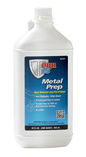 POR-15 40204 Metal Prep - 1 quart by POR-15