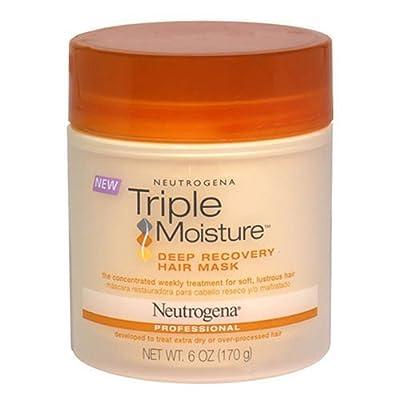 Neutrogena Triple Moisture Deep Recovery Hair Mask