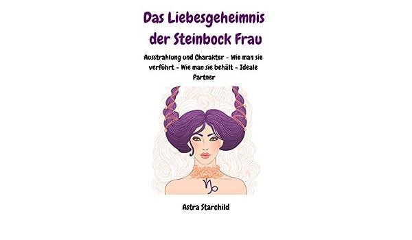 Steinbock frau single charakter