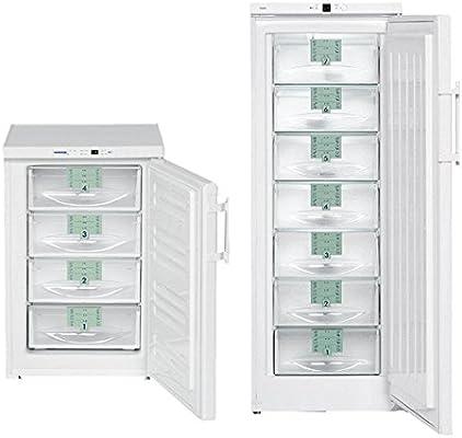 LIEBHERR 670411B Congelador tipo armario, de 20 °C, 80 L, 823 GEX ...