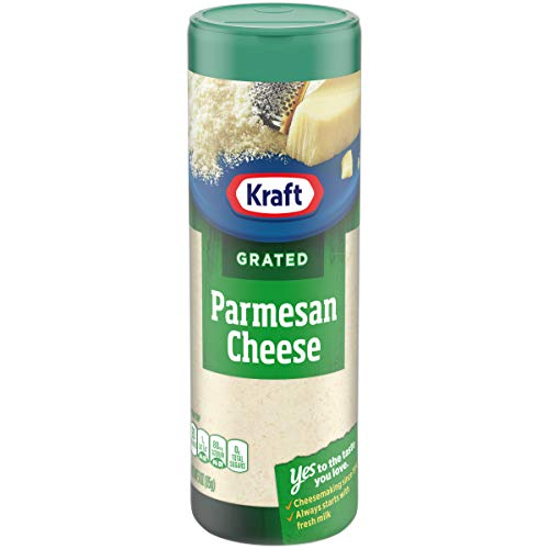 Kraft Grated Parmesan Cheese   85 g