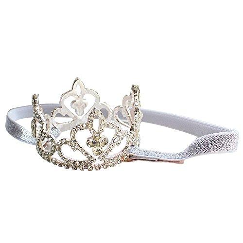 Crystal Headband Toddler Wedding Photography product image