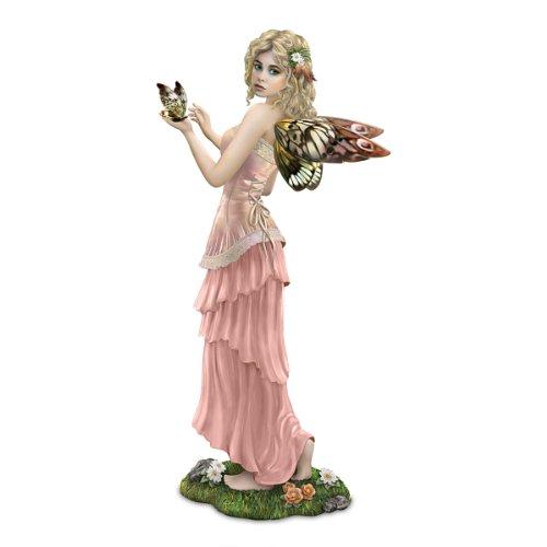 The Hamilton Collection Bente Schlick Dreamscape Delight Fairy Figurine (Dream Fairy Figurine)