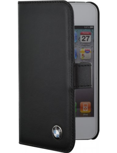 Case with Lateral Flap Original BMW Black Leather  Amazon.co.uk  Electronics cf07fabc6