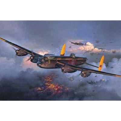 Revell Germany Avro Lancaster Mk.I/III Model Kit: Toys & Games