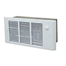 Fahrenheat QMark GFR2004F Surface or Recessed Wall Mounted Register Style Electric Residential Wall Heater