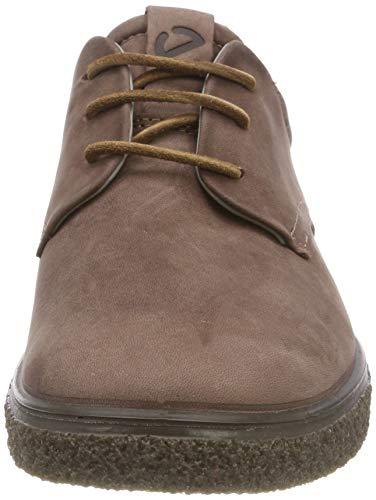 Violett Deep Taupe para 2333 Mujer Ecco Ladies Zapatillas Crepetray AnwqWUTX
