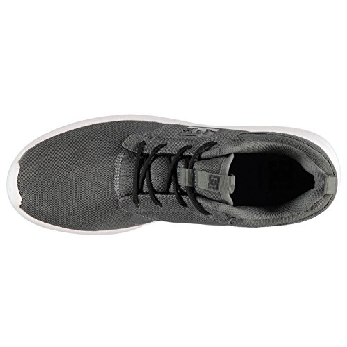 DC Shoes Midway Scarpe Grigio Casual Sneakers Calzature