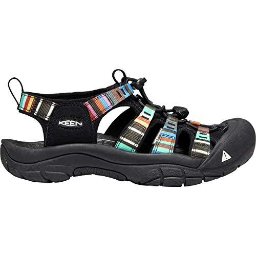 Keen Newport H2 Sandal - Women's Raya Black, 6.0 (Keen Sandals Strappy)