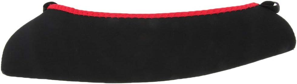 Shiwaki Storage Bag Case For Telescope Spotting Scope Protector Shell Dustproof as described Black Red