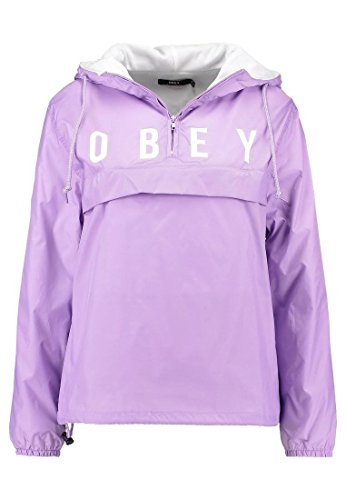 Obey - Veste de sport - Femme Violet lavande