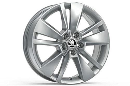 43 Skoda Triton 565071498b8z8 7x18 Silver 5 112 a4RxI04