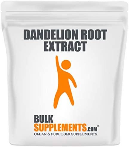 Bulksupplements Dandelion Root Extract Powder 250 Grams