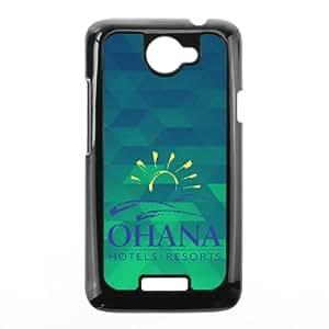 HTC One X Phone Case Ohana Means Family Z9460