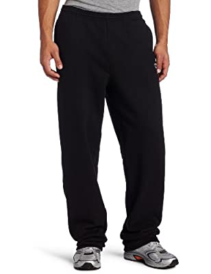 Champion Men's Open Bottom Eco Fleece Sweatpant