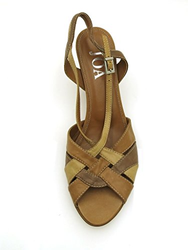 for Women's Sandals Sandals Shoes the 1742 JOA Brown Summer brown p7vSqwxI
