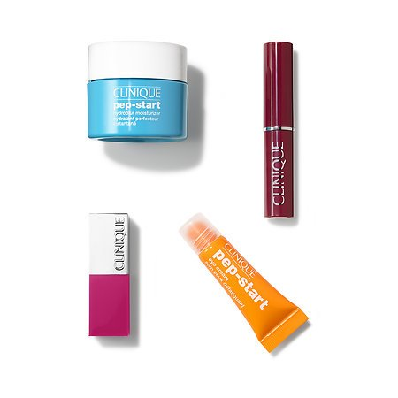 Clinique Pep & Pout Moisturizer Eye Cream Matte Lip Colour Almost Lipstick - Sephora Beauty Insider (Pout Lip Cream)