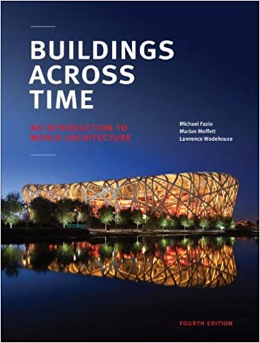 New & used books: buildings across time: an introduction to world.