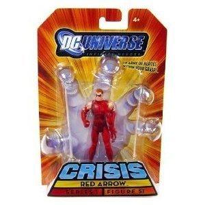 - DC Universe Infinite Heroes Crisis Series 1 Action Figure #51 Red Arrow