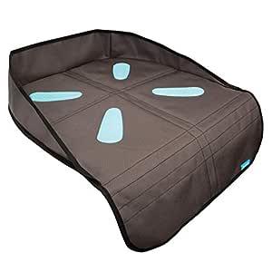 Munchkin Brica Booster Seat Guardian Car Seat Protector, Brown/Black