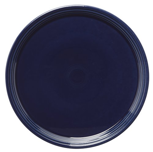Fiesta 15-Inch Pizza Tray, Cobalt (Pizza Stone Microwave compare prices)