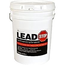 Dumond Chemicals, Inc. 4000 LEAD STOP Lead Encapsulating Compound, 5 Gallon
