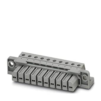 DIN Rail Terminal Blocks HCC 4-F: Amazon com: Industrial