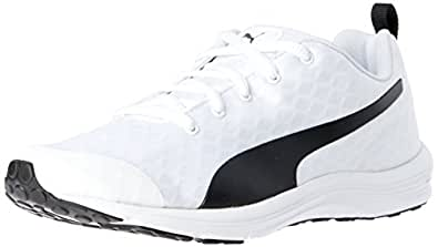 PUMA Women's Evader Xt V2 Ft WNS, White- Black,6.5 US