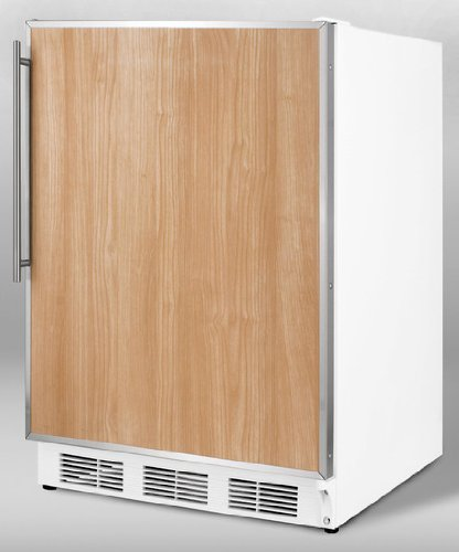 Summit AL752BBIFR Refrigerator, Brown Tjernlund Products Inc.
