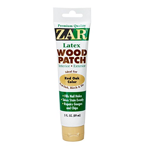 Zar 31041 Red Oak Wood Patch, 3-Ounce