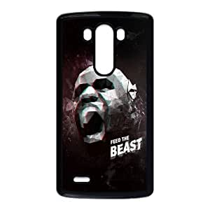 LG G3 Cell Phone Case Black_Lebron James The Beast FY1568861