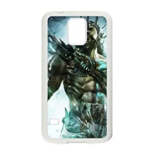 god of war 6 Samsung Galaxy S5 Cell Phone Case White xlb2-190963