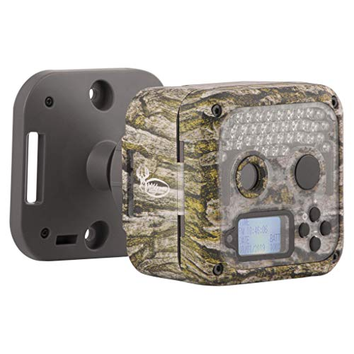 Wildgame Innovations Shadow Micro Cam 16 Megapixel Infrared Trubark Camo Trail Camera, Both Daytime and Nighttime Video and Still Images for Wildlife and Security Purposes