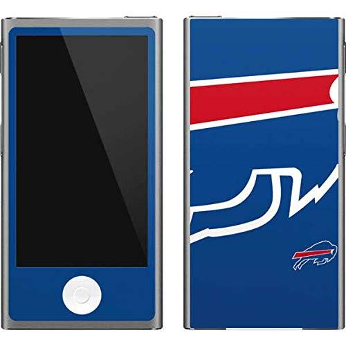 Skinit NFL Buffalo Bills iPod Nano (7th Gen&2012) Skin - Buffalo Bills Large Logo Design - Ultra Thin, Lightweight Vinyl Decal Protection