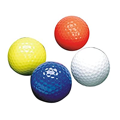 S&S Worldwide Golf Balls Set of 4