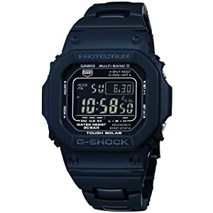 41hak90axhL. SS300  - Casio G-Shock Tough Solar GW-M5610BC-1JF Men's Watch