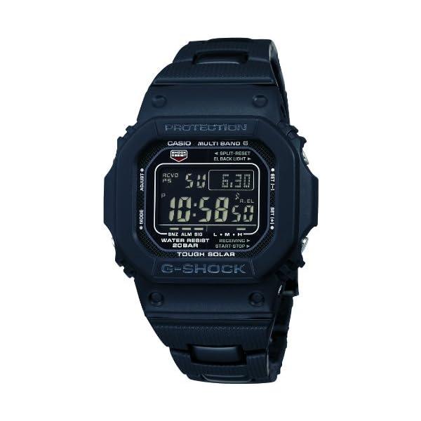 41hak90axhL. SS600  - Casio G-Shock Tough Solar GW-M5610BC-1JF Men's Watch