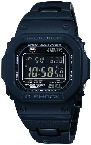 - Casio G-Shock Tough Solar GW-M5610BC-1JF Men's Watch