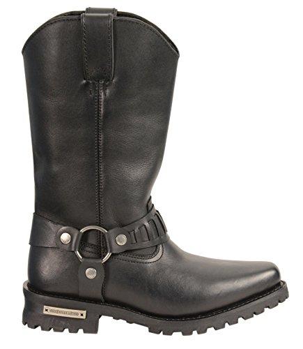 Comprar Descuento Grande Barato Milwaukee Pelle Stivali da Uomo Stile Occidentale Imbracatura Salida De Fábrica oUsVdQ