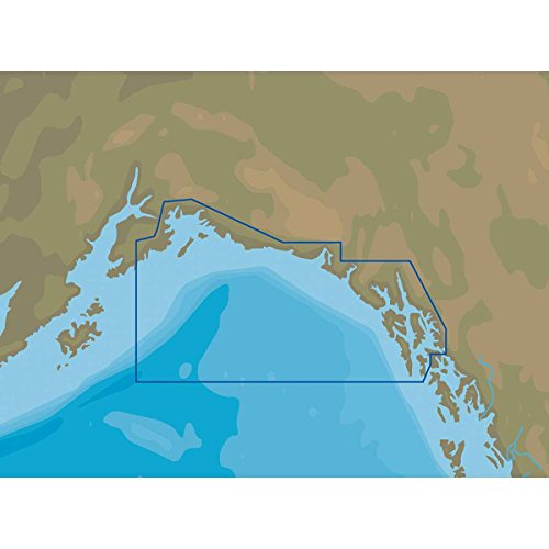 C-Map Nt+ Na-C811 C-Card Format Chatham Strait by C-MAP (Image #1)