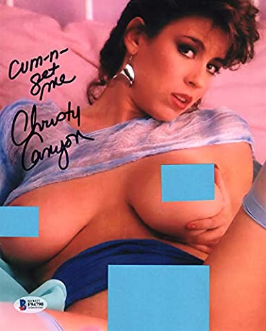 Christy Canyon porno