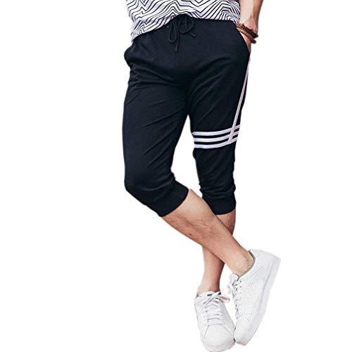 Mooncolour Men's Casual Skinny Jogging Harem Pants