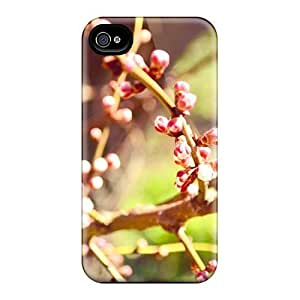 New Arrival Premium 6 Cases Covers For Iphone (spring Buds Nature Bokeh)