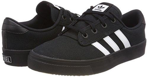 Noir Sneakers Chaussures Adultes Black Adidas Blanc Kiel core Unisexe 0 Core gqwRI